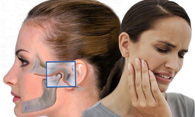 дисфункция височно-нижнечелюстного сустава